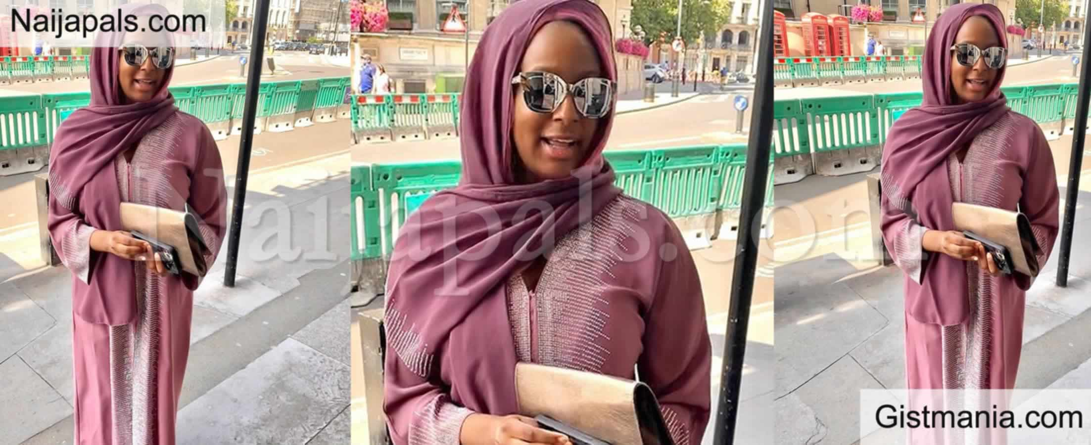 "<img alt='.' class='lazyload' data-src='https://img.gistmania.com/emot/thumbs_up.gif' /> <b>Fans Praise DJ Cuppy Over Muslim Outfit - 'Normalize Styling In less Revealing Clothes"" </b>"