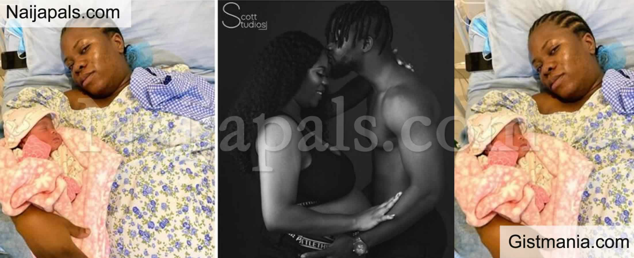 <img alt='.' class='lazyload' data-src='https://img.gistmania.com/emot/comment.gif' /> Photos: <b>YBNL DJ Enimoney Welcomes Beautiful Baby Girl With His Wife</b>