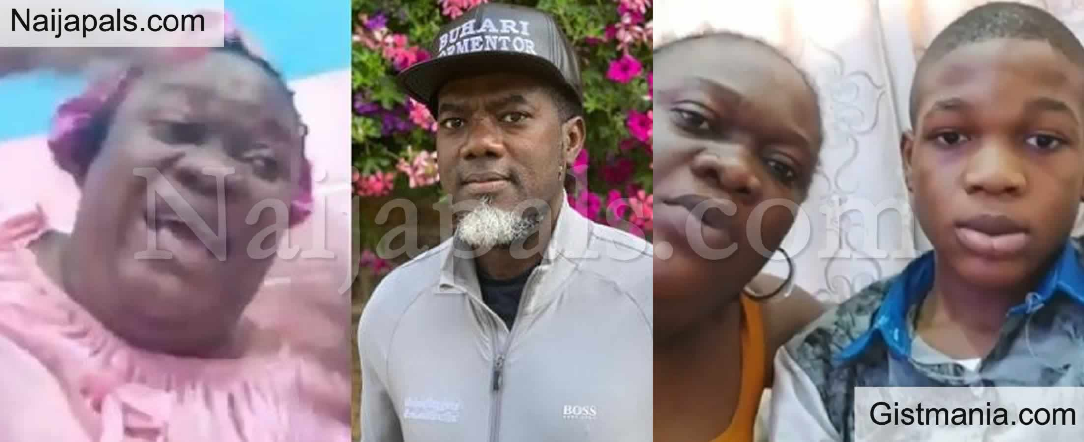 <img alt='.' class='lazyload' data-src='https://img.gistmania.com/emot/video.gif' /> VIDEO: <b>Don Davies Mum Cries Out Over Recent Threat From Reno Omokri & Deeper Life Members</b>