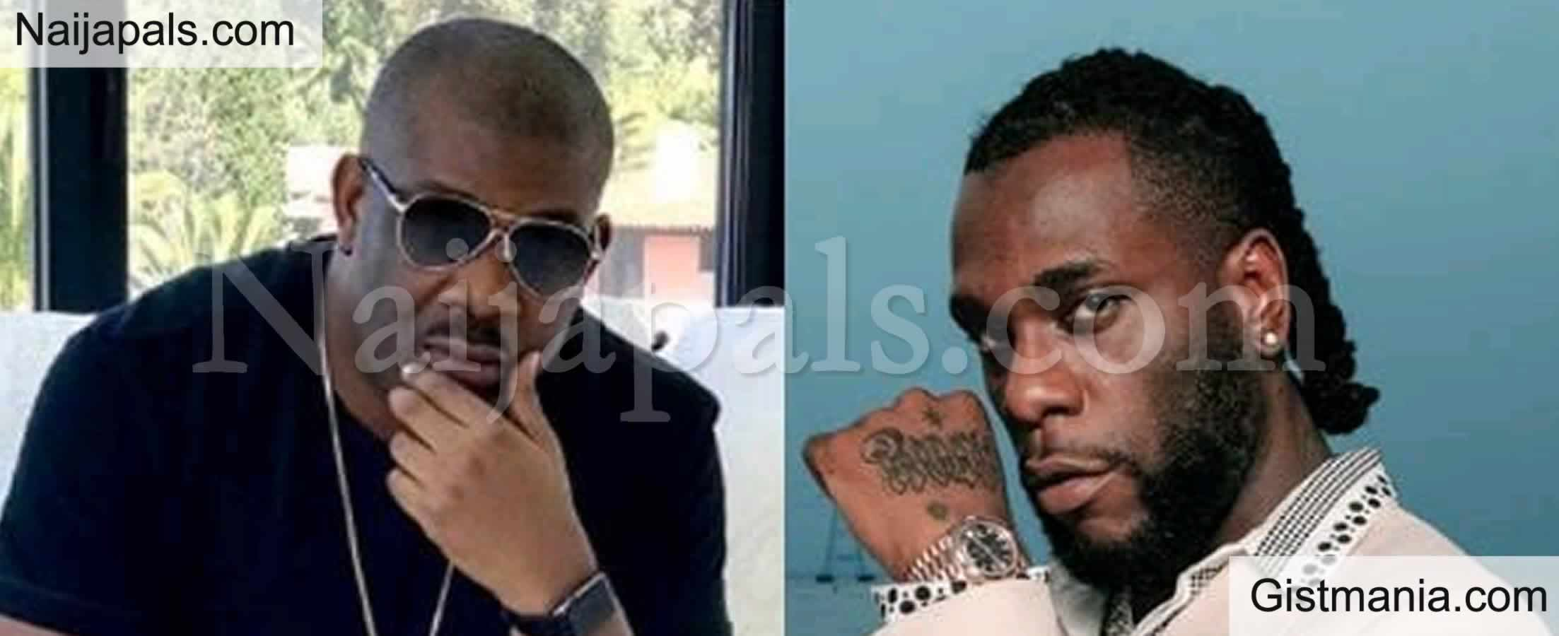 <img alt='.' class='lazyload' data-src='https://img.gistmania.com/emot/music.gif' /><b>Don Jazzy, Burna Boy Spotted Together In The Studio (Video)</b>