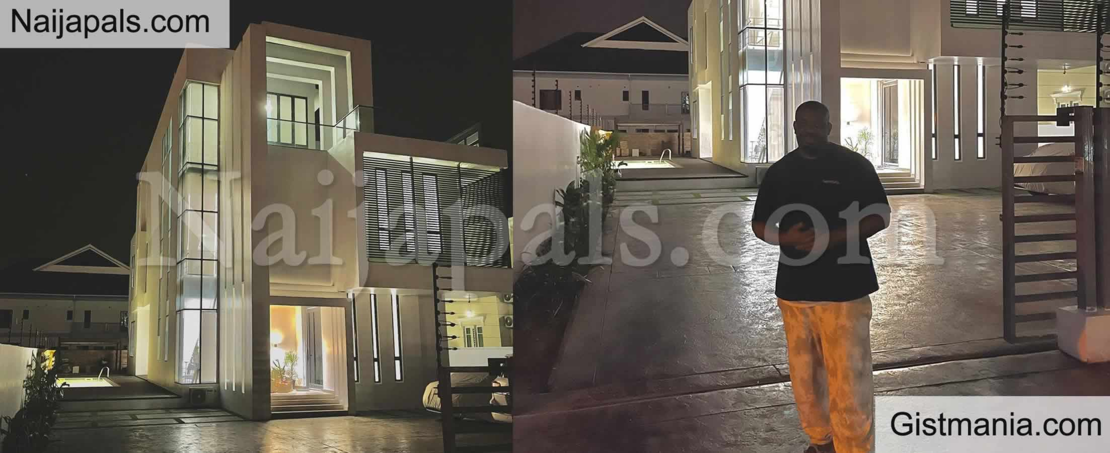 <img alt='.' class='lazyload' data-src='https://img.gistmania.com/emot/photo.png' /> <b>Added This New Crib To The Portfolio - Mavin Boss, Don Jazzy Shows Off New Multimillion Mansion</b>