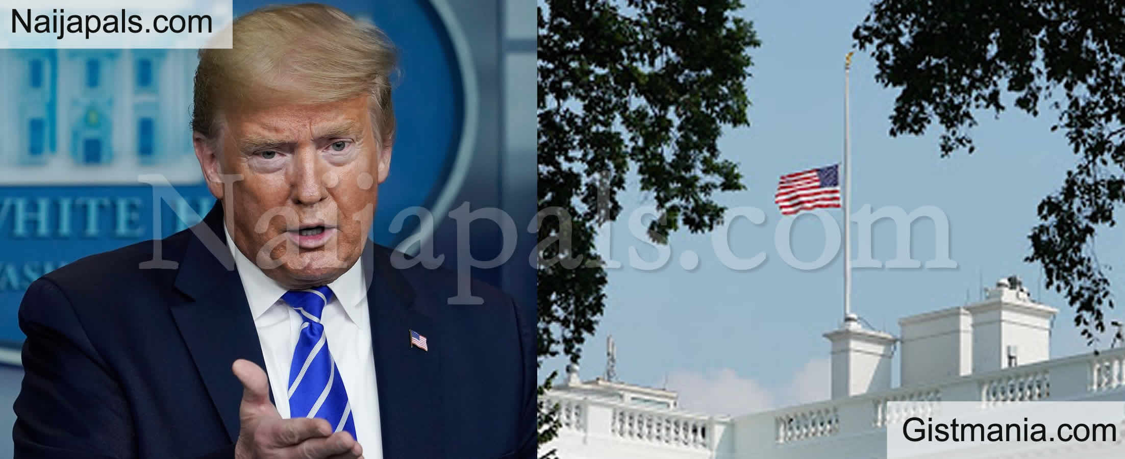 <img alt='.' class='lazyload' data-src='https://img.gistmania.com/emot/video.gif' /> <b>Watch As Donald Trumps Finally Bids The White House & Americans Farewell</b>