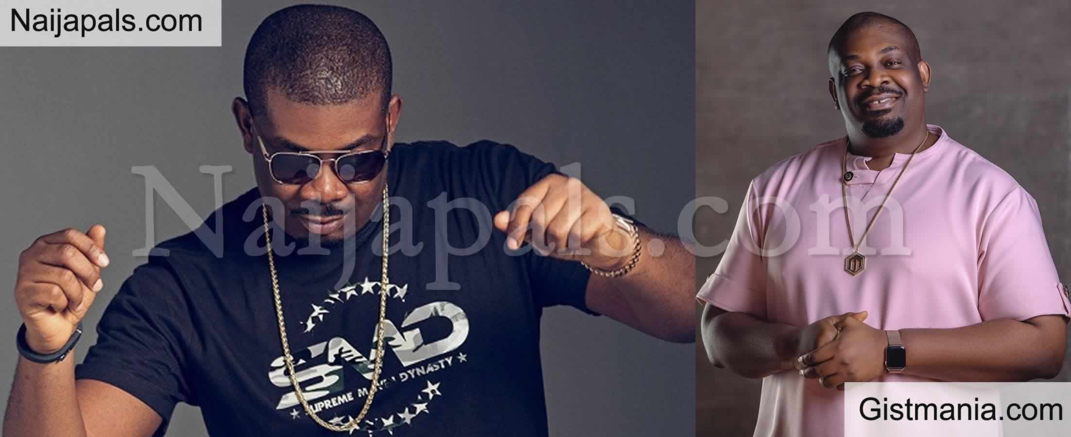"<img alt='.' class='lazyload' data-src='https://img.gistmania.com/emot/comment.gif' /><b> ""I Am Fulfilled & Happy Even Without Marriage & Children"" -Don Jazzy Speaks Exclusively</b>"