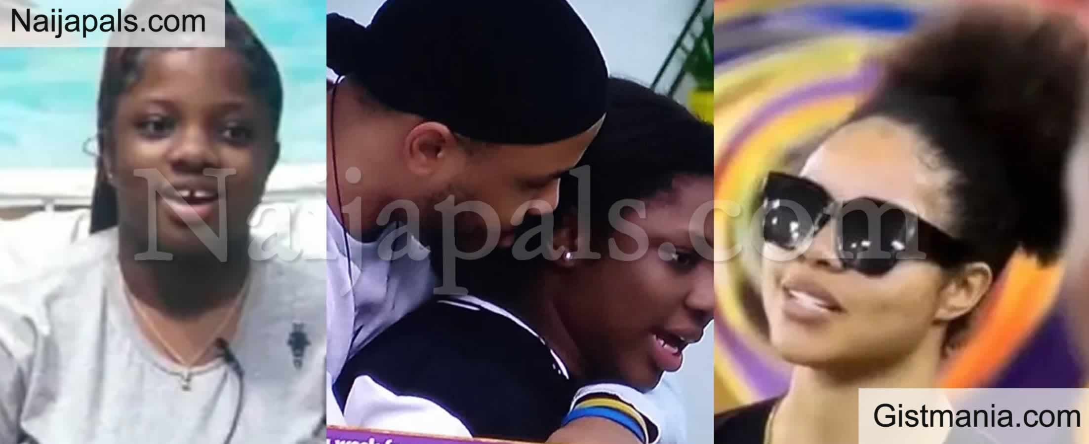 <img alt='.' class='lazyload' data-src='https://img.gistmania.com/emot/comment.gif' /> #BBNaija2020! <b>Dorathy Finally Confronts Nengi Over Ozo's Love Issue</b>