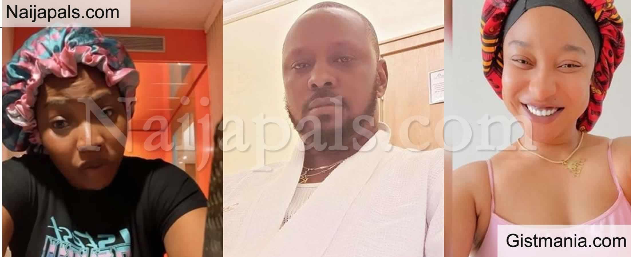 <img alt='.' class='lazyload' data-src='https://img.gistmania.com/emot/comment.gif' /> <b>Tonto Dikeh's Friend, Doris Ogala Reacts as Police Detain Prince Kpokpogri</b>