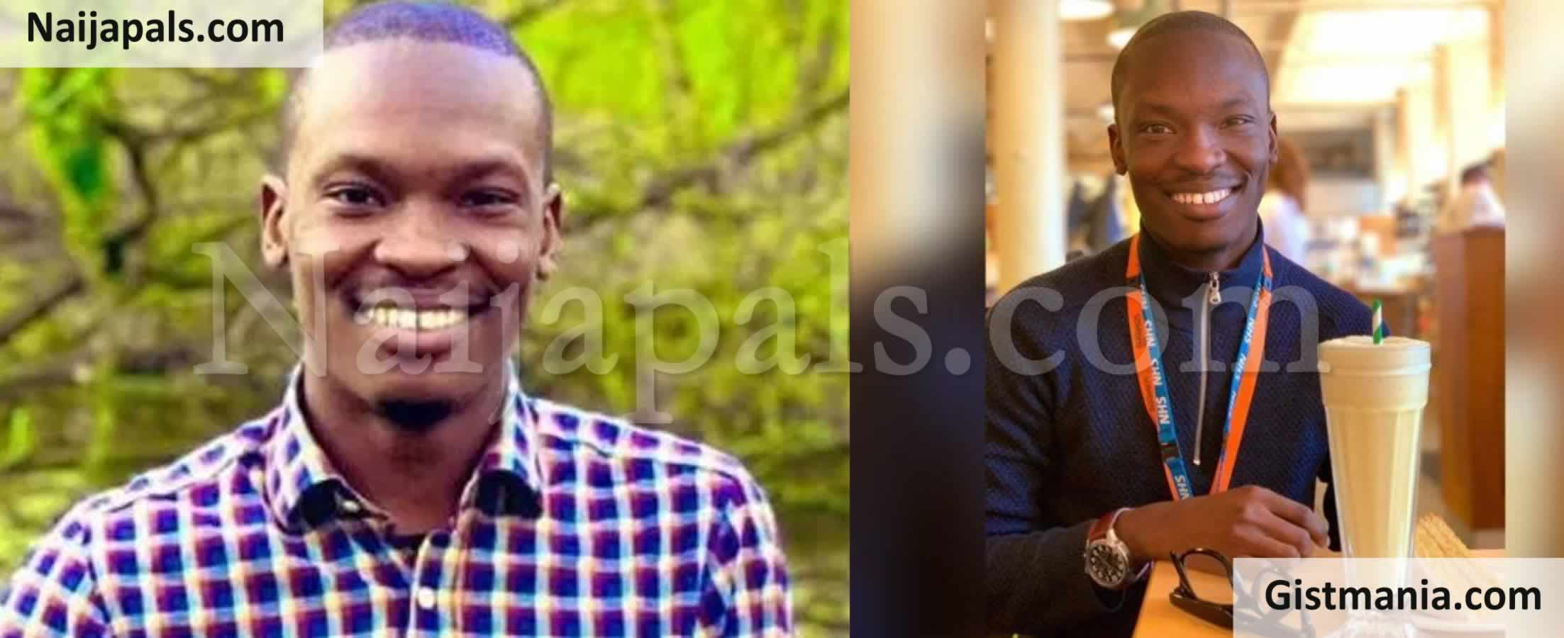 "<img alt='.' class='lazyload' data-src='https://img.gistmania.com/emot/comment.gif' /> <b>Twitter Doctor, ""Dr Funmi"" Dragged For Trying To Groom a Girl Going To The UK For Studies</b>"