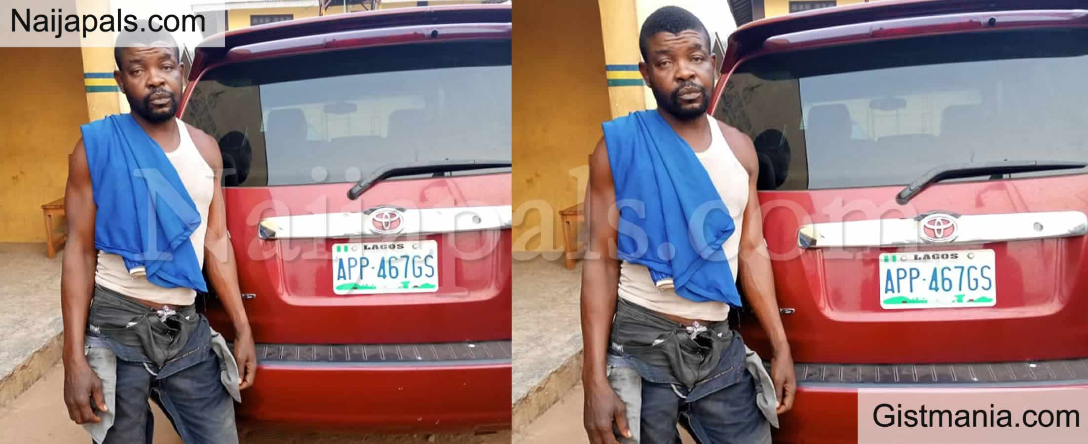 <img alt='.' class='lazyload' data-src='https://img.gistmania.com/emot/comment.gif' /> <b>Driver Arrested After Fleeing With Boss Stolen Car In Ogun</b>