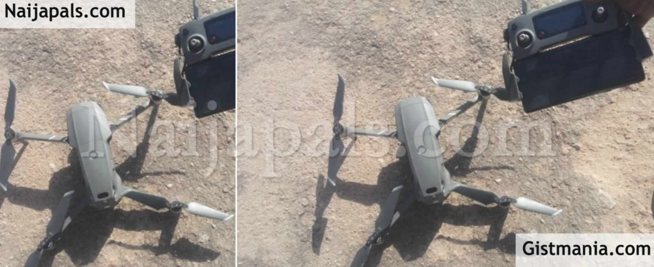 <img alt='.' class='lazyload' data-src='https://img.gistmania.com/emot/news.gif' /> <b>Zamfara State Police Command Launches Drones To Track, Fight Armed Bandits</b>