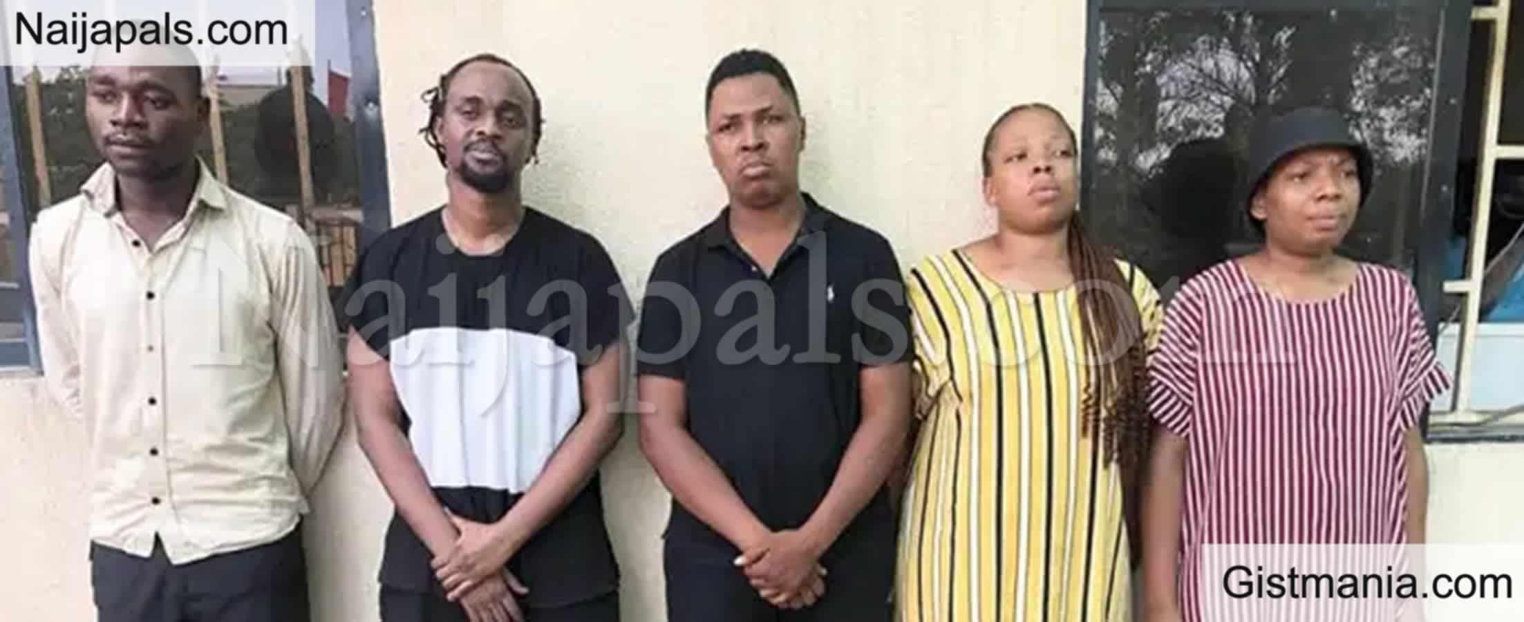 <img alt='.' class='lazyload' data-src='https://img.gistmania.com/emot/comment.gif' /> <b>NDLEA Arrest Online Drug Trafficking Cartel Alongside 2 Women, Queen & Chika In Abuja</b>