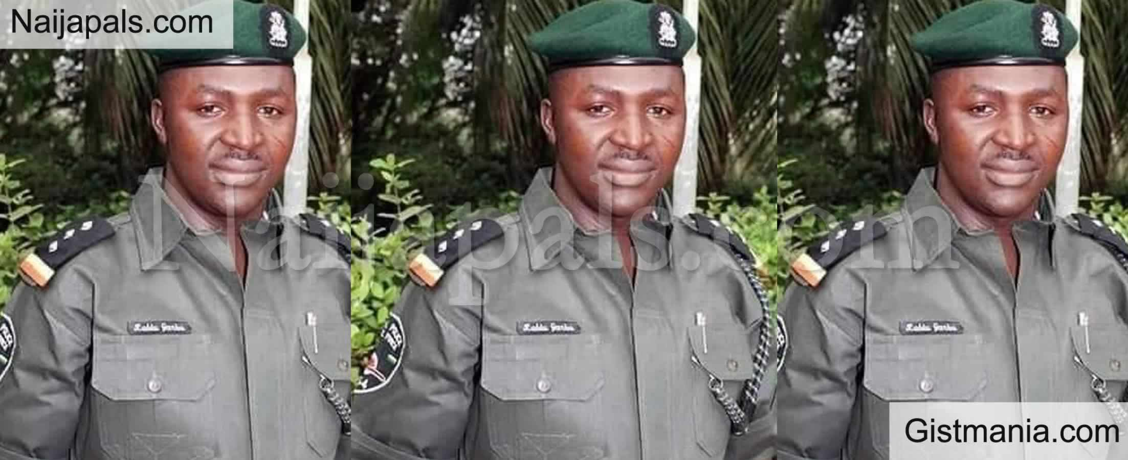 <img alt='.' class='lazyload' data-src='https://img.gistmania.com/emot/thumbs_up.gif' /> <b>I See Hope In The Greatness Of Nigeria - The Touching Story Of Stand Out Officer DSP Garba</b>