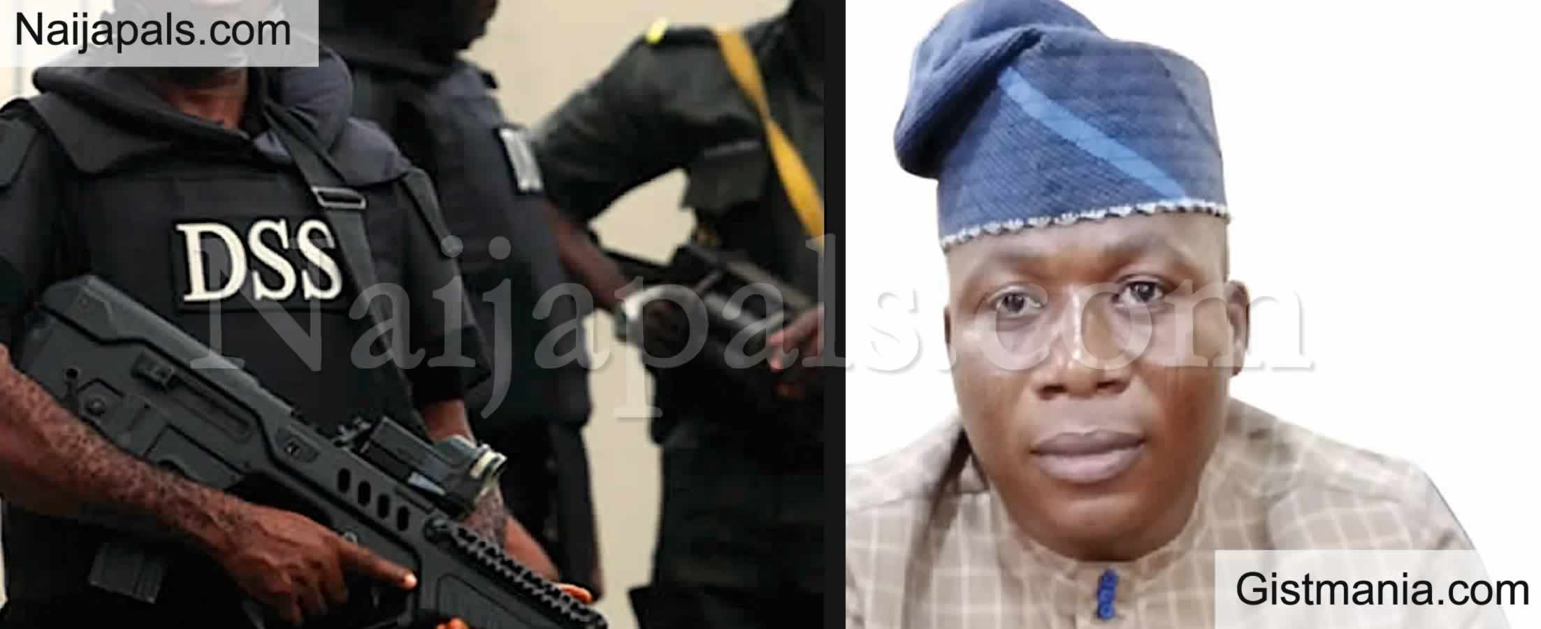 "<img alt='.' class='lazyload' data-src='https://img.gistmania.com/emot/comment.gif' /> <b>""What Buhari Government Told Benin Republic To Warrant Sunday Igboho's Arrest""</b> – Lawyer"