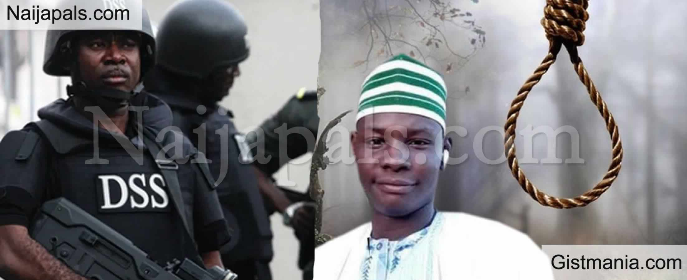 <img alt='.' class='lazyload' data-src='https://img.gistmania.com/emot/comment.gif' /> <b>Kano Singer, Ahmad Abdul Detained For Blasphemy Finally Released By DSS</b>