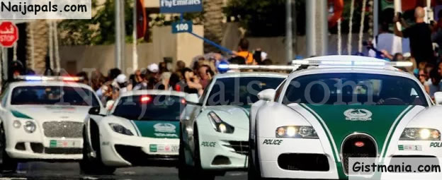 Bentley Rolls Royce Bugatti See Amazing Collection Of Luxury Cars In Dubai Police Force Fleet Gistmania