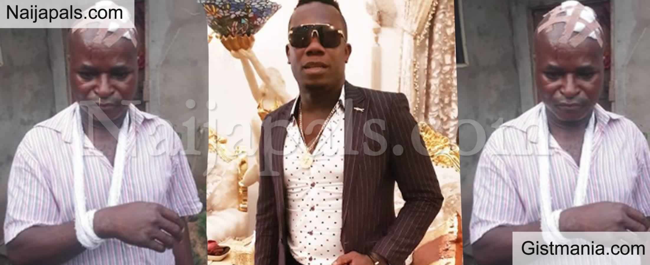 <img alt='.' class='lazyload' data-src='https://img.gistmania.com/emot/comment.gif' /> Singer, <b>Duncan Mighty Called Out For Attacking and Brutalizing A Truck Driver in PH</b>