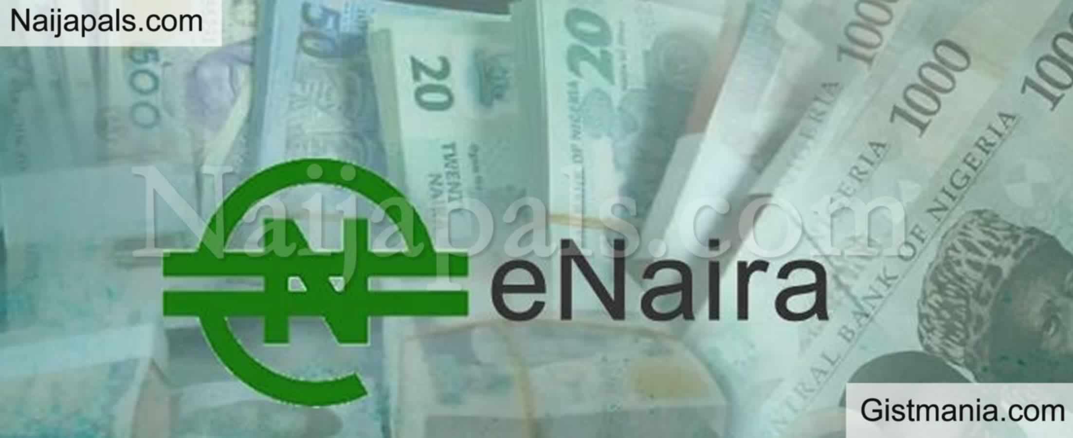 <img alt='.' class='lazyload' data-src='https://img.gistmania.com/emot/news.gif' /><b> CBN Launches eNaira App, Merchant Wallet</b>