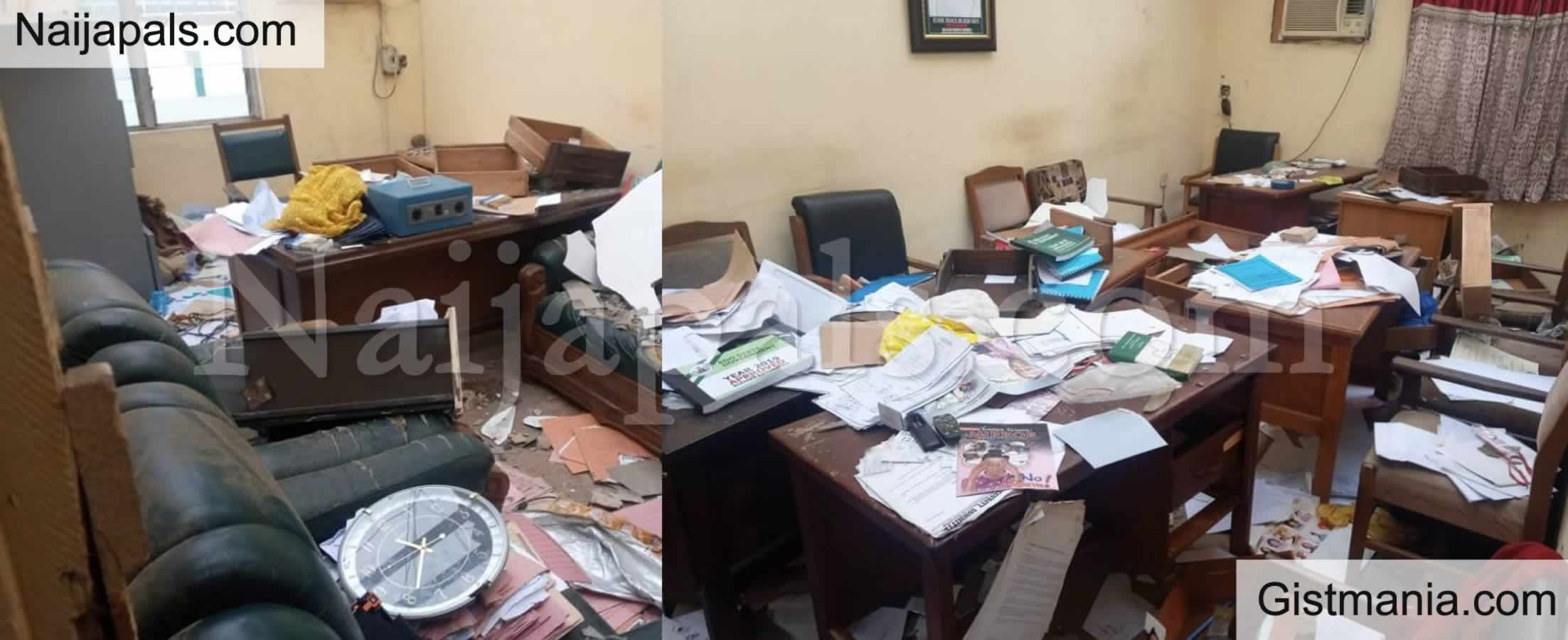 <img alt='.' class='lazyload' data-src='https://img.gistmania.com/emot/comment.gif' /> Photos: <b>Check Out The Pathetic State Of Edo Assembly Complex</b>