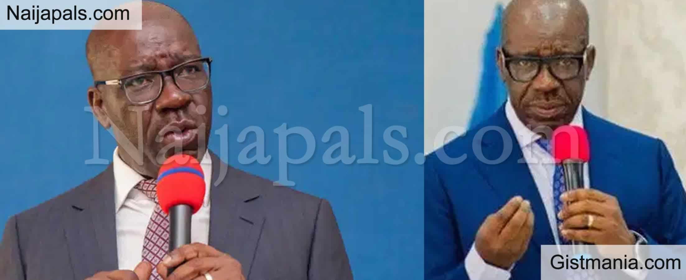<img alt='.' class='lazyload' data-src='https://img.gistmania.com/emot/news.gif' /> <b>Gov Obaseki Promises To Pay N190m Compensation To ENDSARS Victims In Edo</b>