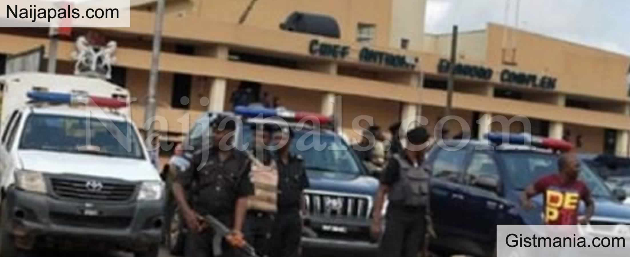 <img alt='.' class='lazyload' data-src='https://img.gistmania.com/emot/comment.gif' /> <b>Tension As Police Take Over Edo Assembly Complex</b>