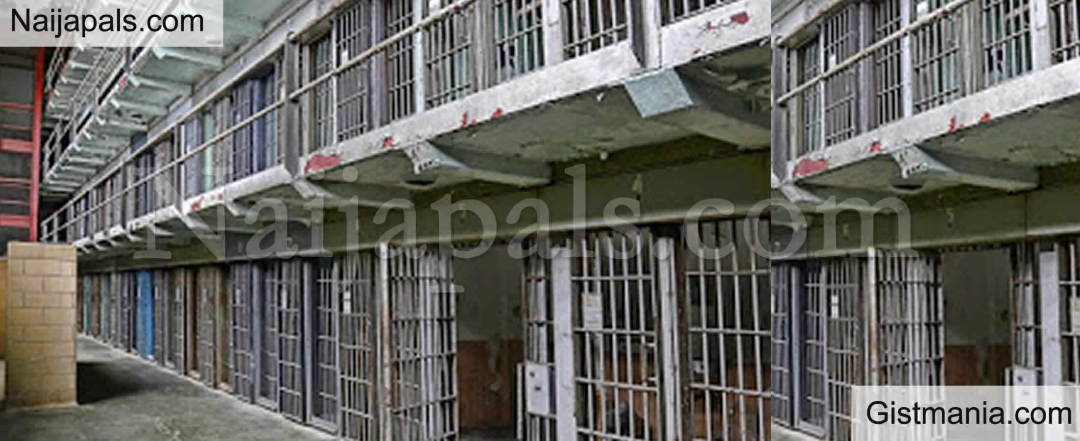 <img alt='.' class='lazyload' data-src='https://img.gistmania.com/emot/comment.gif' /> <b>Edo Jail Break! 10 Prisoners Who Escaped From Benin Prisons Re-Arrested</b>