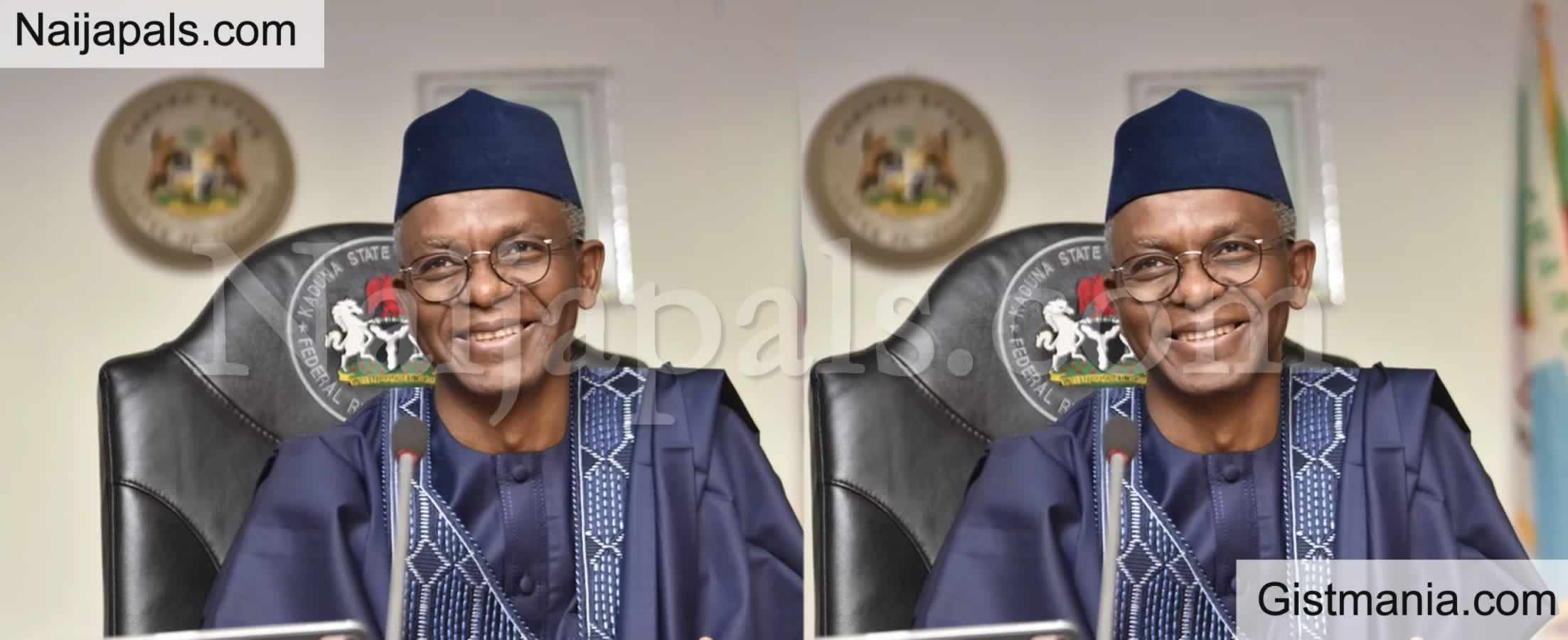 <img alt='.' class='lazyload' data-src='https://img.gistmania.com/emot/comment.gif' /> <b>'Bomb The Forests, Kill Them All' </b> Gov. Nasir el-Rufai Speaks On The Only Way To Stop Banditry