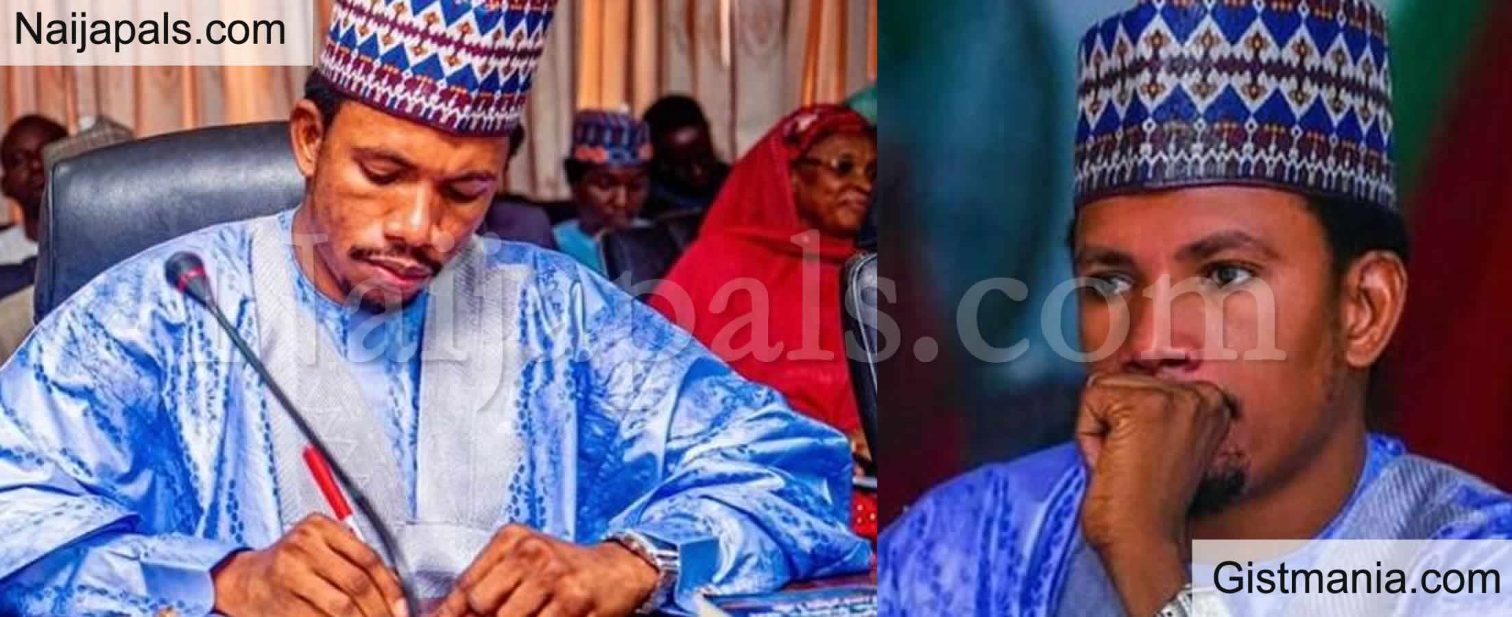 <img alt='.' class='lazyload' data-src='https://img.gistmania.com/emot/comment.gif' /> <b>I Was Forced Out Of PDP By Governor Fintri - Senator Elisha Abbo Reveals</b>