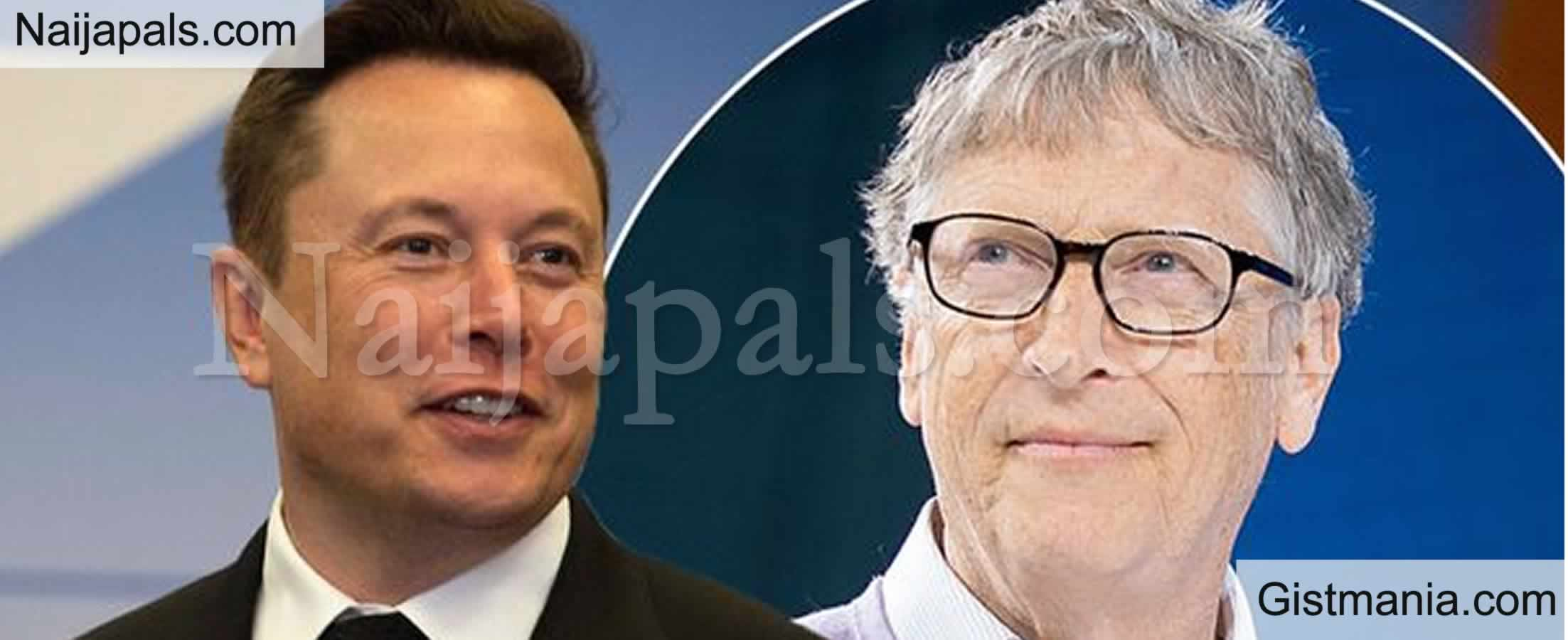 <img alt='.' class='lazyload' data-src='https://img.gistmania.com/emot/thumbs_up.gif' /> Tesla and SpaceX CEO, <b>Elon Musk Beats Bill Gates To Become World's 2nd Richest Person</b>