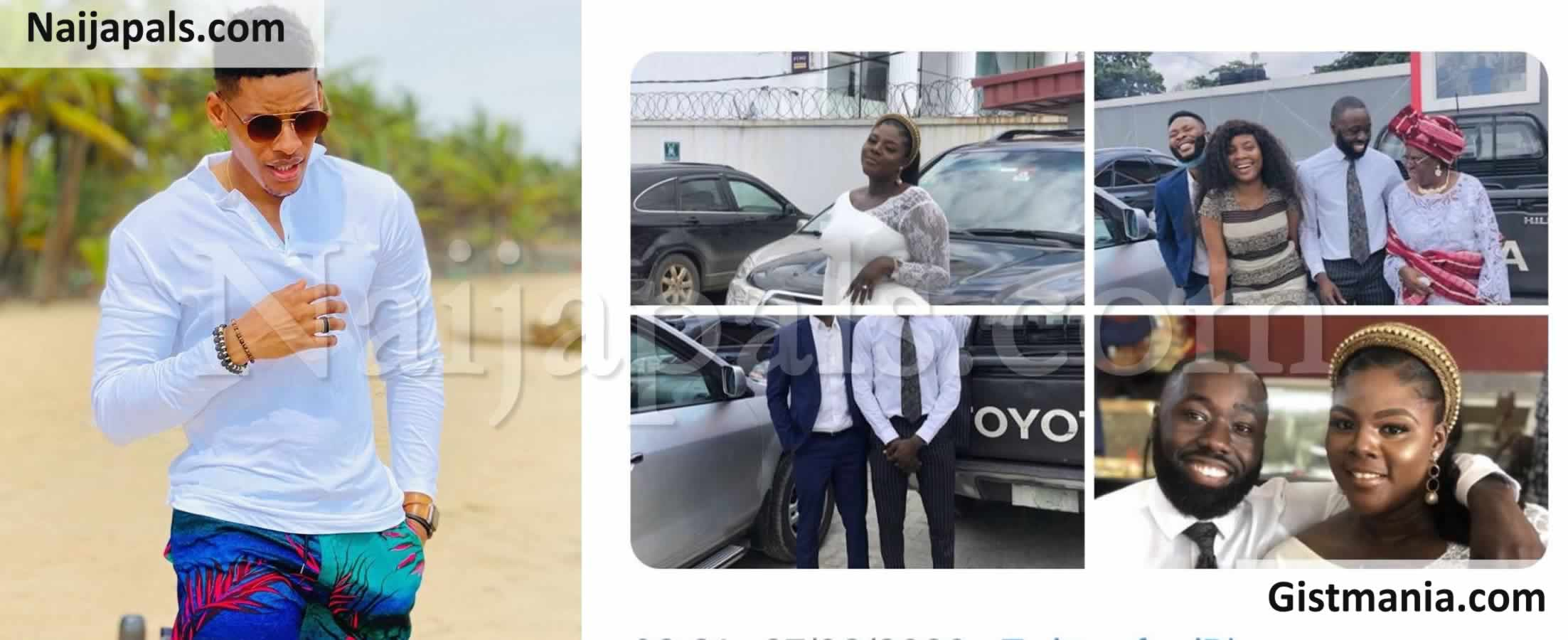 <img alt='.' class='lazyload' data-src='https://img.gistmania.com/emot/shocked.gif' /> <b>Man, Micheal Olafisoye Set To Divorce Wife For Sleeping With BBNaija Star, Elozonam</b> (Read Story)