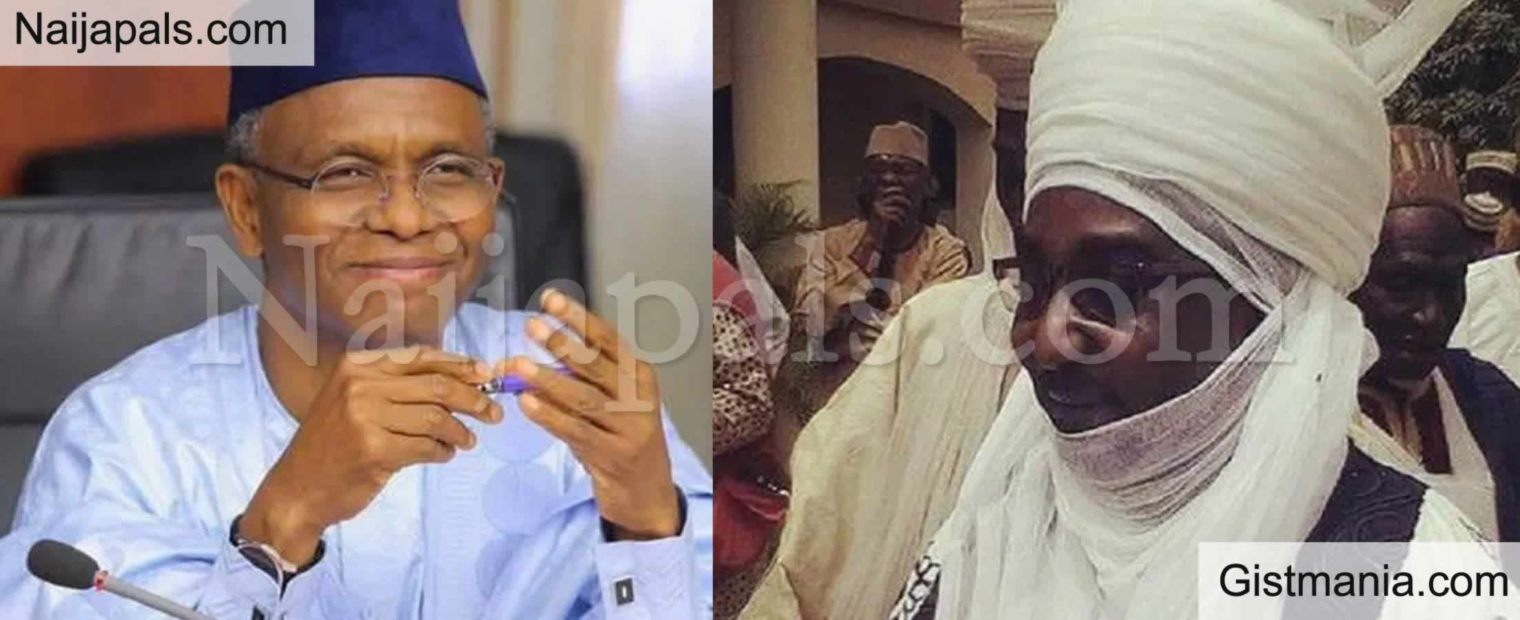 <img alt='.' class='lazyload' data-src='https://img.gistmania.com/emot/comment.gif' /> <b>El-Rufai's Ally, Alhaji Ahmad Nuhu Bamalli Shortlisted For New Emir Of Zazzau</b>