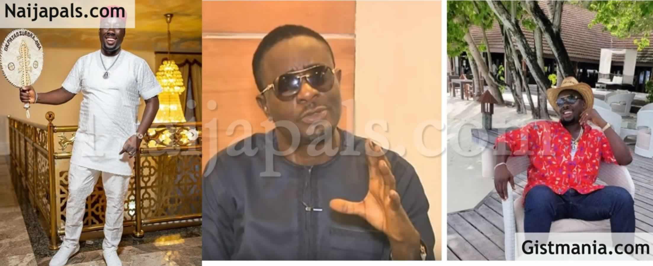 "<img alt='.' class='lazyload' data-src='https://img.gistmania.com/emot/comment.gif' /> <b>""Obi Cubana's Source Of Income Is Nobody's Business""</b> – Actor, Emeka Ike"