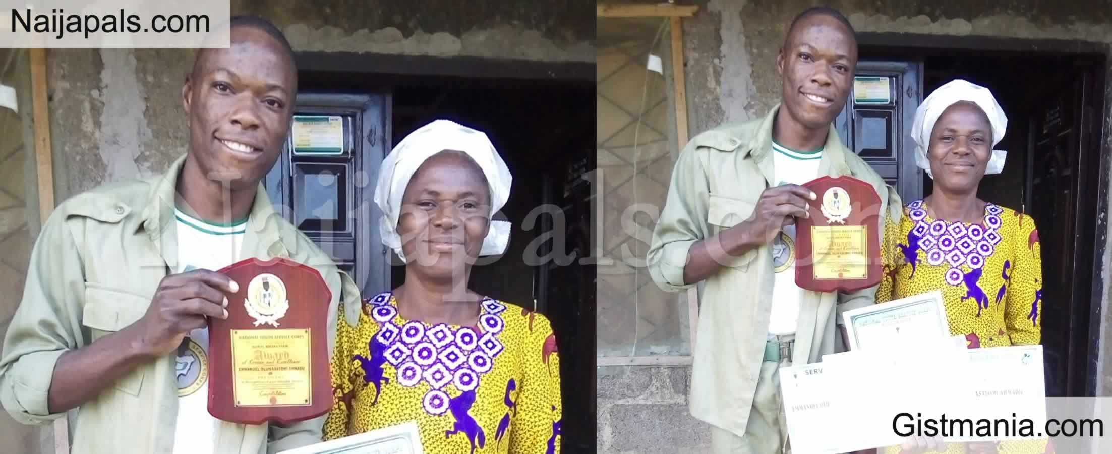 <img alt='.' class='lazyload' data-src='https://img.gistmania.com/emot/comment.gif' /> After Writing WAEC 17 Times, He Finally Finished NYSC Well - <b>The Story Of Emma & His Widowed Mum</b>