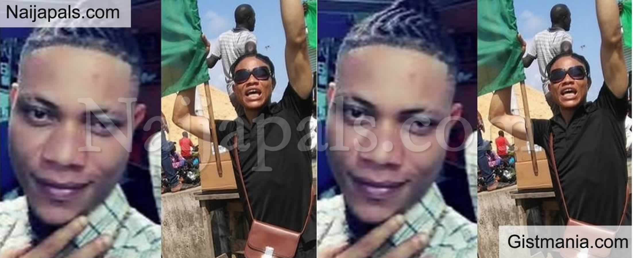 <img alt='.' class='lazyload' data-src='https://img.gistmania.com/emot/comment.gif' /> <b>More Than 500 Protesters Reportedly Detained In Kirikiri</b> - Freed #EndSARS Protester Mbah Laments