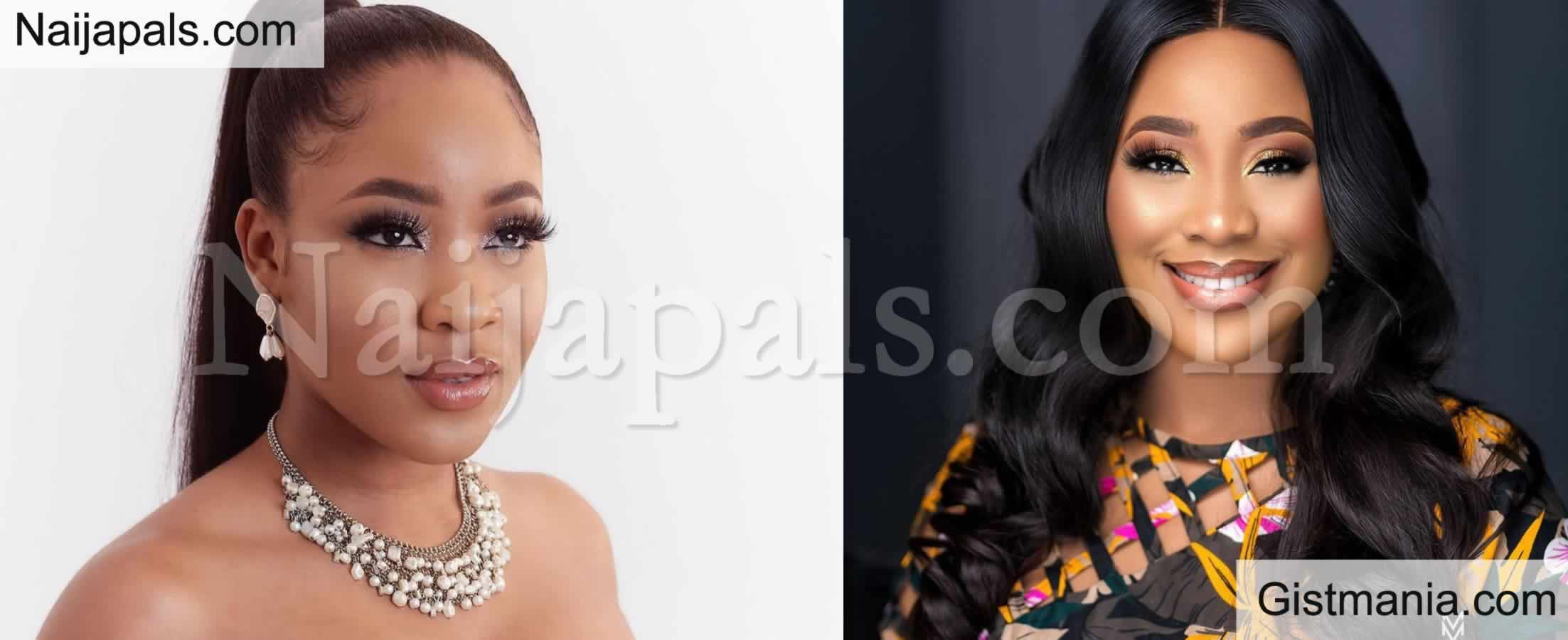 <img alt='.' class='lazyload' data-src='https://img.gistmania.com/emot/shocked.gif' /> HUH? <b>Online Users Drag BBN Star, Erica After Disclosing Who She's Giving Her Love To</b>
