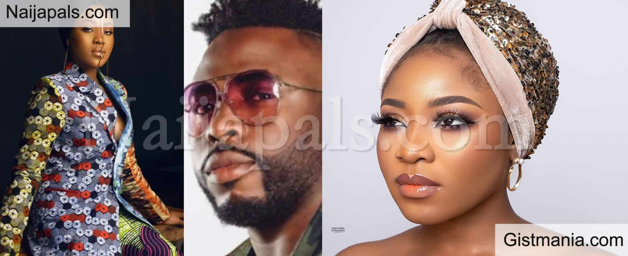 <img alt='.' class='lazyload' data-src='https://img.gistmania.com/emot/comment.gif' /> <b>BBNaija Star, Erica Blasts Samklef For Saying She Had S*x On National Tv</b>