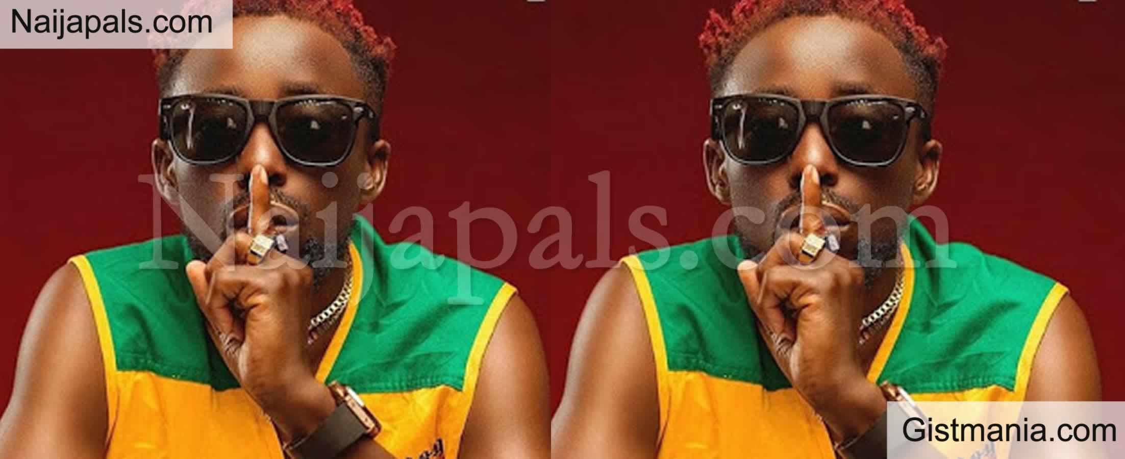 <img alt='.' class='lazyload' data-src='https://img.gistmania.com/emot/comment.gif' /> <b>Controversial Rapper, Erigga Blasts Nigerians Says They Have Turned BBNaija To Show Of Hate</b>