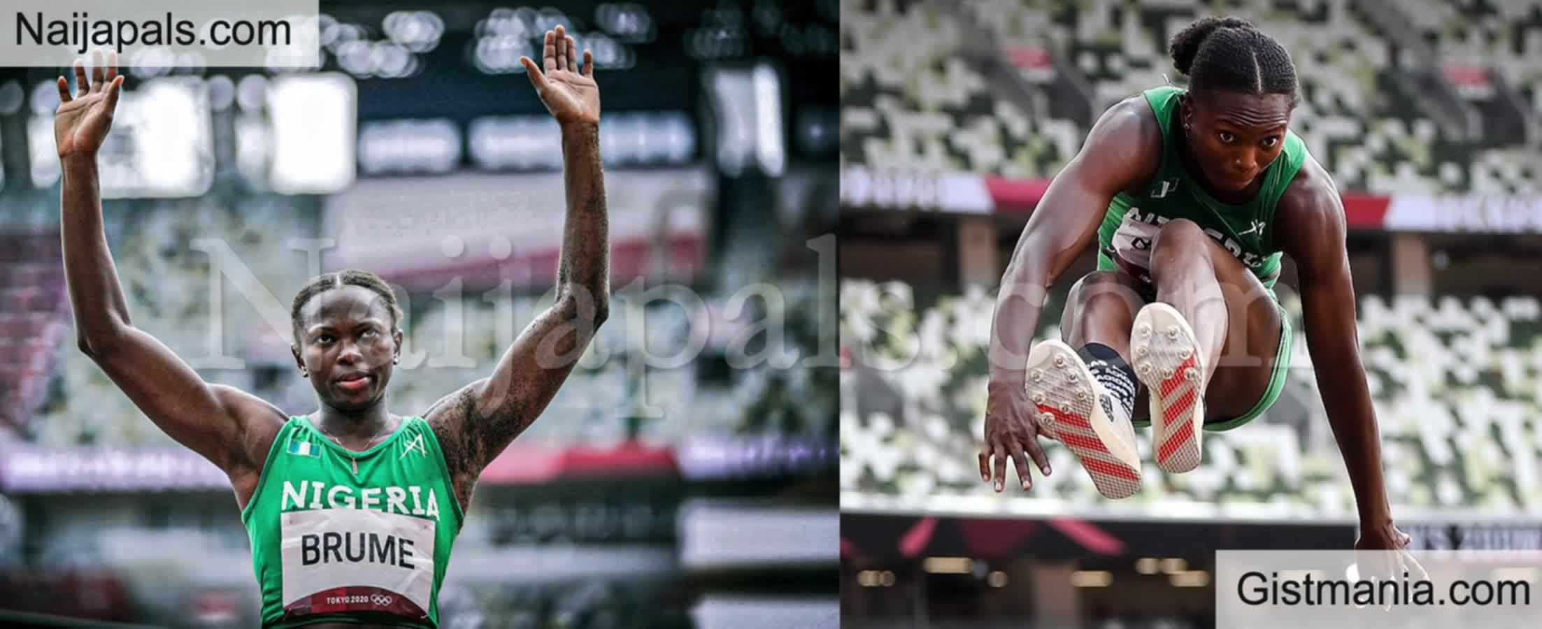 <img alt='.' class='lazyload' data-src='https://img.gistmania.com/emot/news.gif' /> <b>Ese Brume Wins Nigeria's First Medal In Tokyo 2020 Olympics By Coming Third In Long Jump</b>