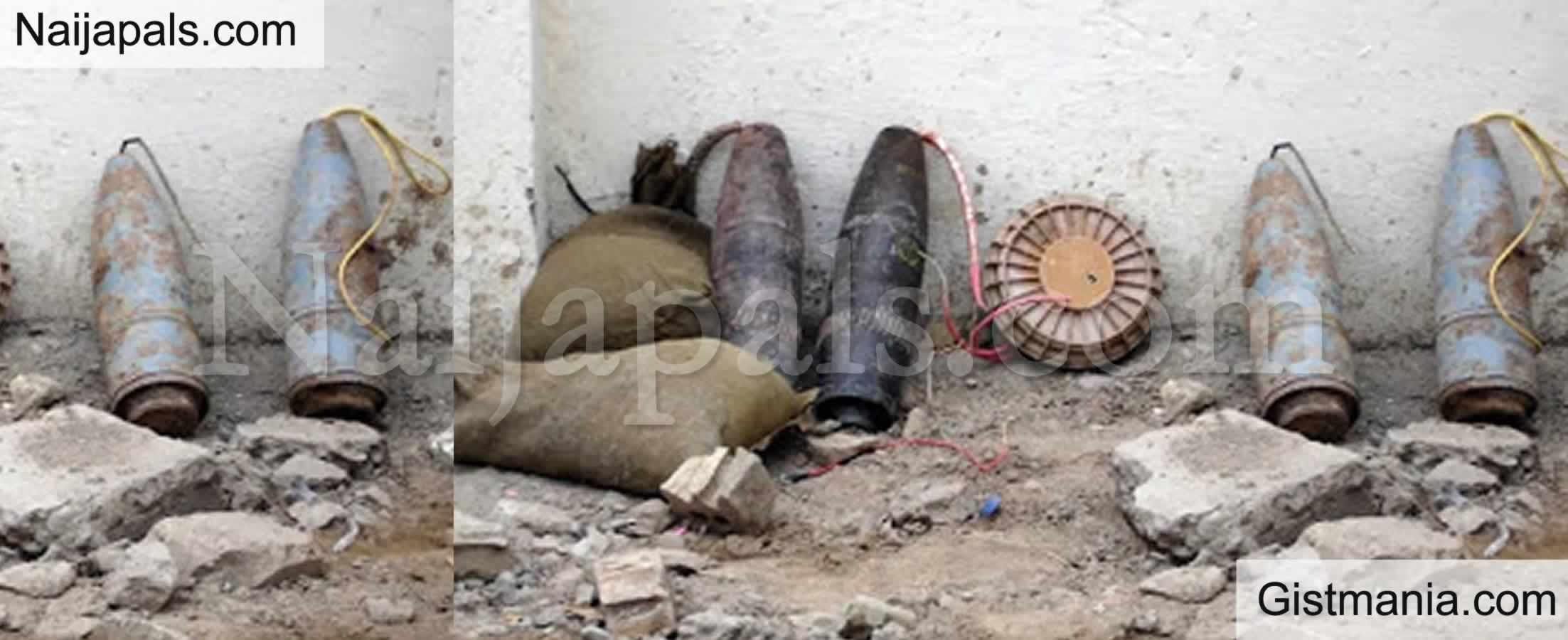 <img alt='.' class='lazyload' data-src='https://img.gistmania.com/emot/news.gif' /> <b>Panic As Nigerian Army Detonates Explosives At Cross River Barracks, Causing Explosions</b>