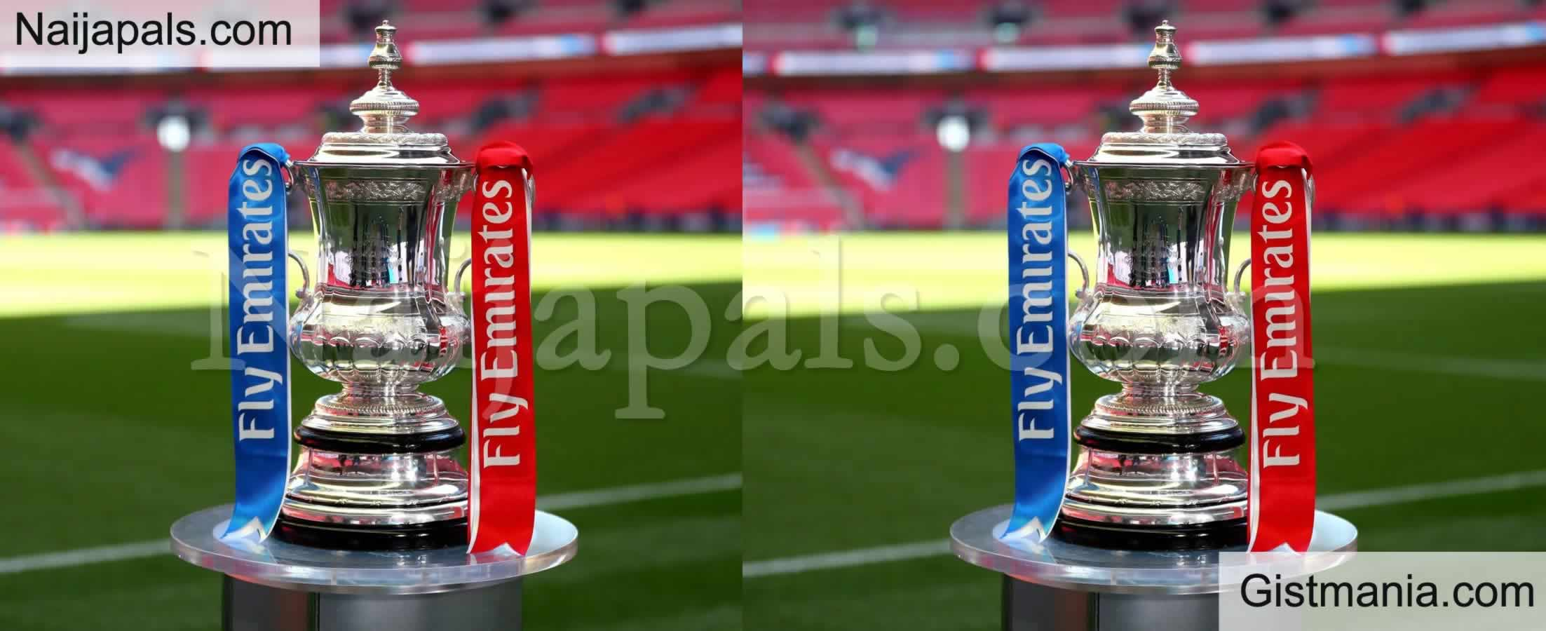 <img alt='.' class='lazyload' data-src='https://img.gistmania.com/emot/soccer.gif' /> <b>See Full Fixtures Of FA Cup Third Round Draw As Arsenal, Man Utd, Chelsea Discover Opponents</b>