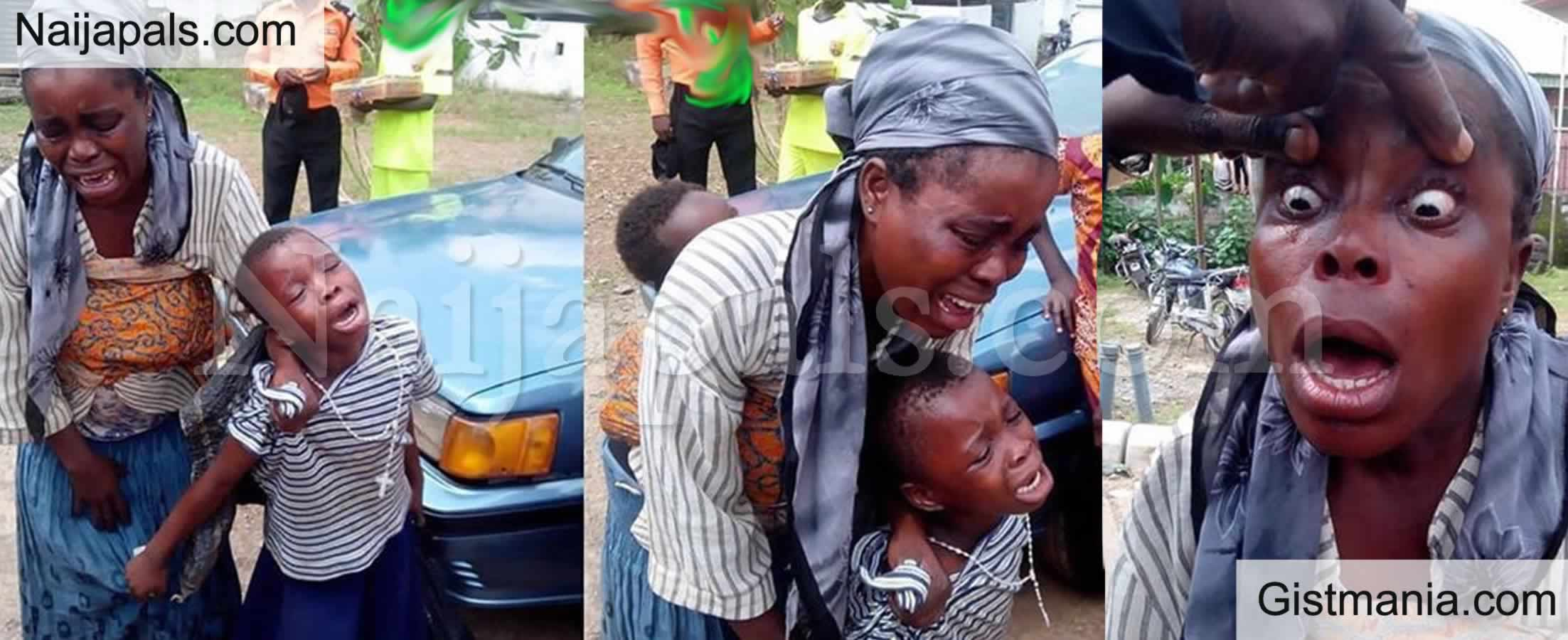 <img alt='.' class='lazyload' data-src='https://img.gistmania.com/emot/comment.gif' /> BUSTED! <b>Woman Who Pretends To Be Blind To Beg For Alms Nabbed in Ebonyi </b>(Photos)