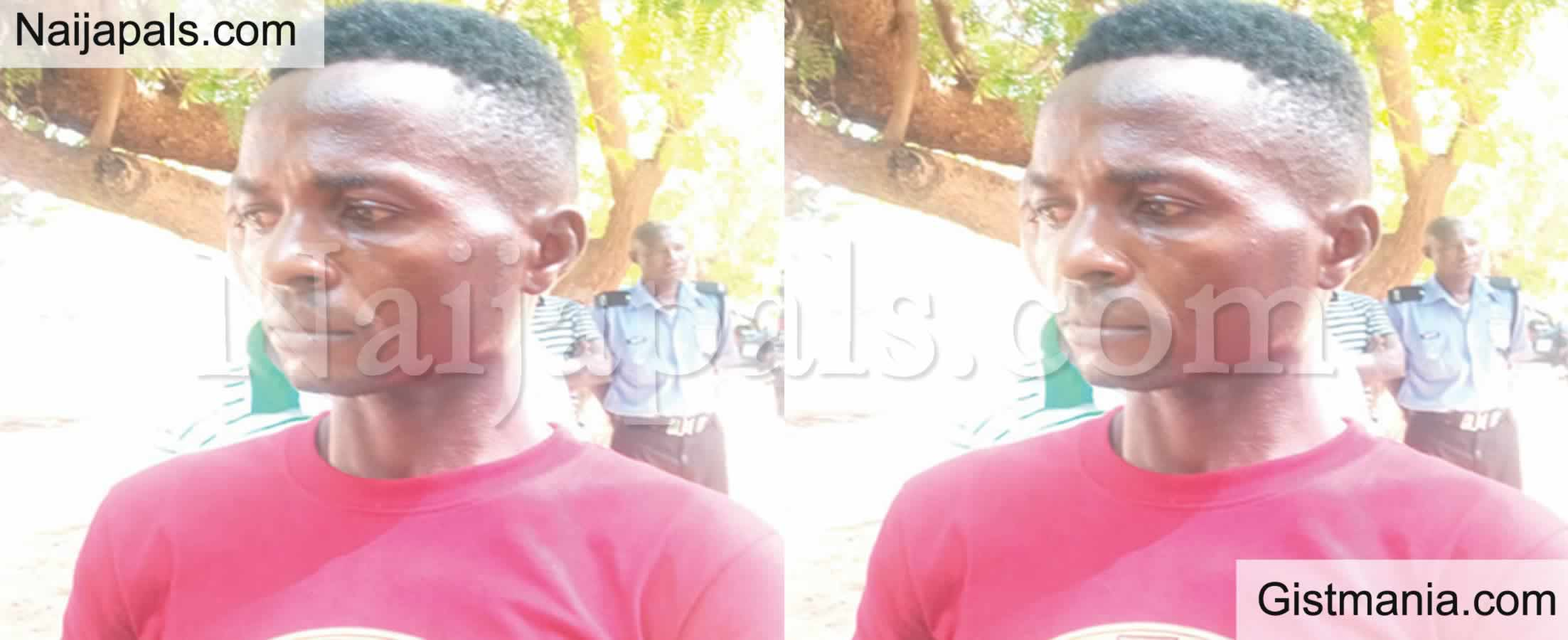 <img alt='.' class='lazyload' data-src='https://img.gistmania.com/emot/cry.gif' /> <b>37-Years-Old Farmer, Ephraim Kadiri Nabbed For Alleged Murder Of Okada Rider In Gombe</b>