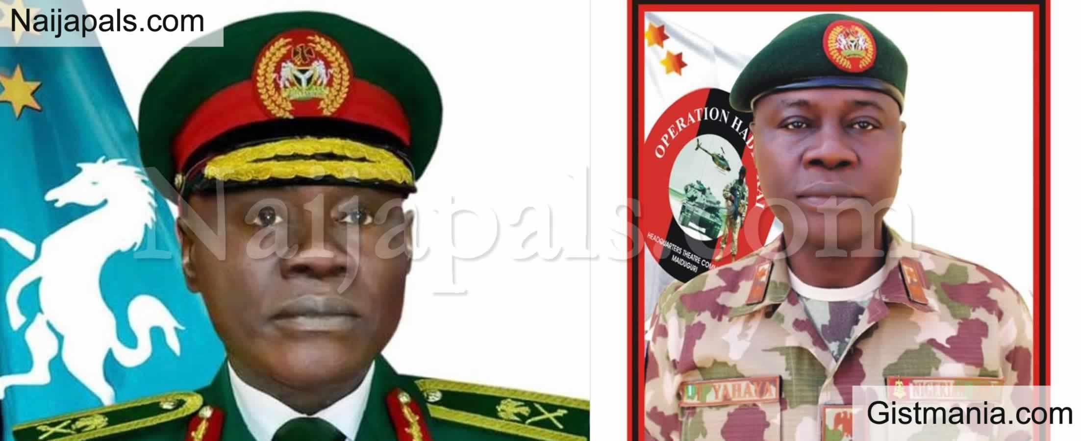 <img alt='.' class='lazyload' data-src='https://img.gistmania.com/emot/news.gif' /><b>Senate Confirms Yahaya As Chief Of Army Staff</b>