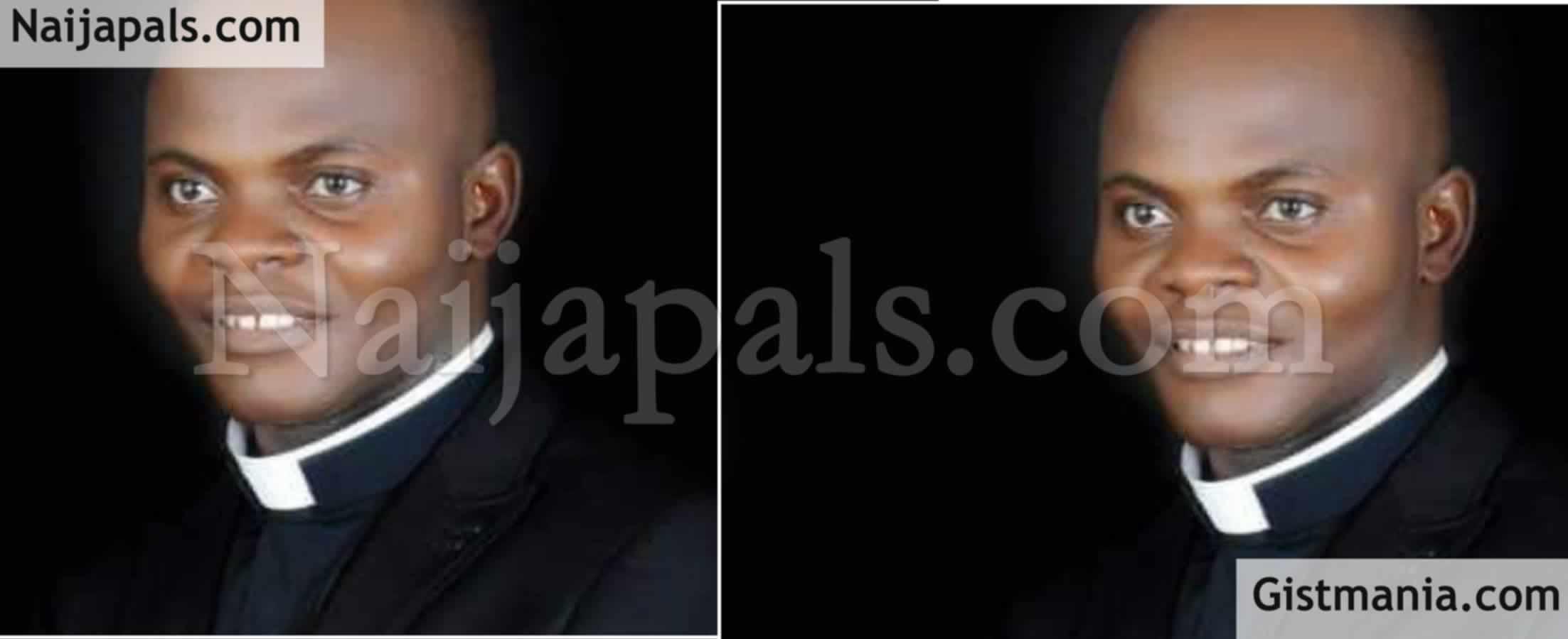 <img alt='.' class='lazyload' data-src='https://img.gistmania.com/emot/news.gif' /><img alt='.' class='lazyload' data-src='https://img.gistmania.com/emot/cry.gif' /> <b>Bandits Kidnap, Kill Catholic Priest, Rev. Father John Gbakaan Yaji In Niger State</b>