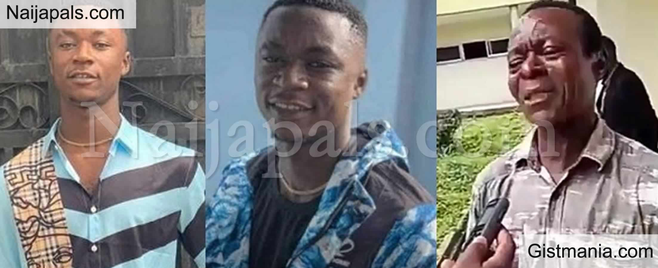 <img alt='.' class='lazyload' data-src='https://img.gistmania.com/emot/news.gif' /> <b>Court Orders Police To Pay N50m Compensation To Family Of Slain Rivers Musician, Sleek</b>