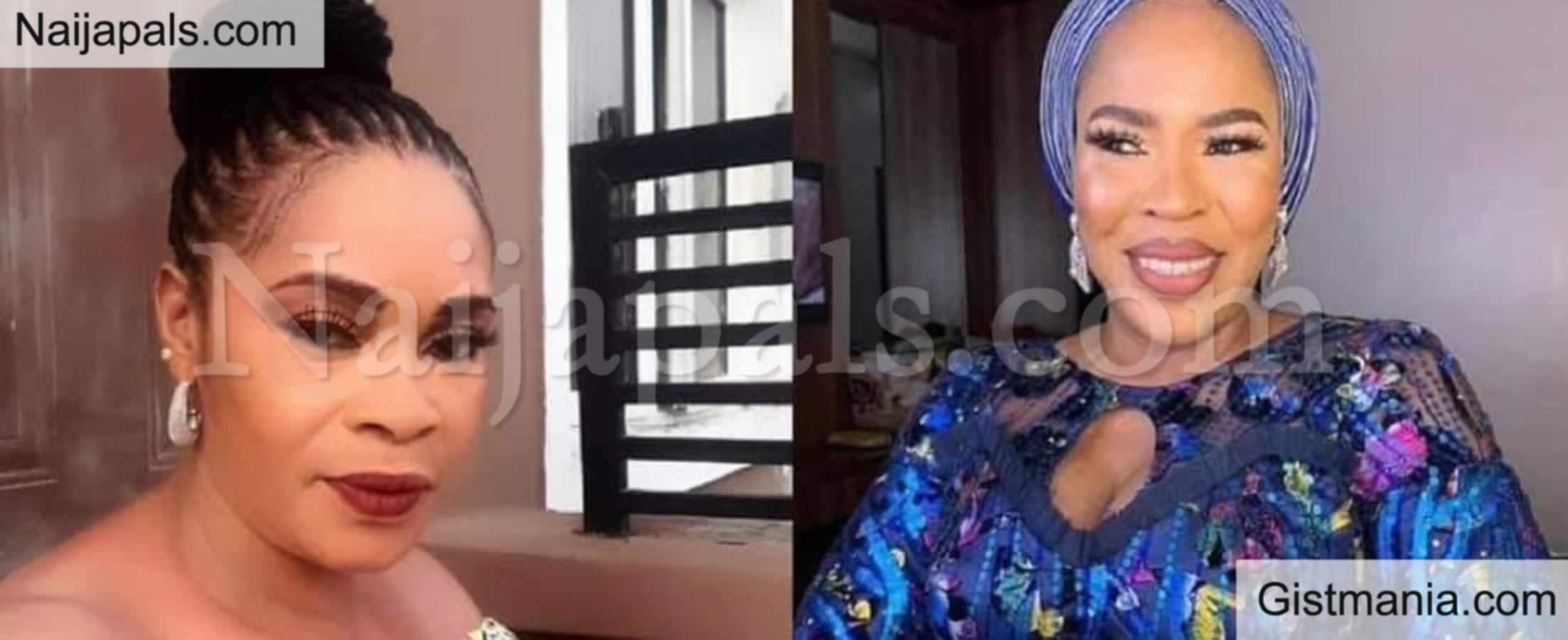 "<img alt='.' class='lazyload' data-src='https://img.gistmania.com/emot/comment.gif' /> <b>""Why I Slapped My Colleague, Fathia Balogun At A Recent Event"" -Yoruba Actress, Remi Surutu</b>"