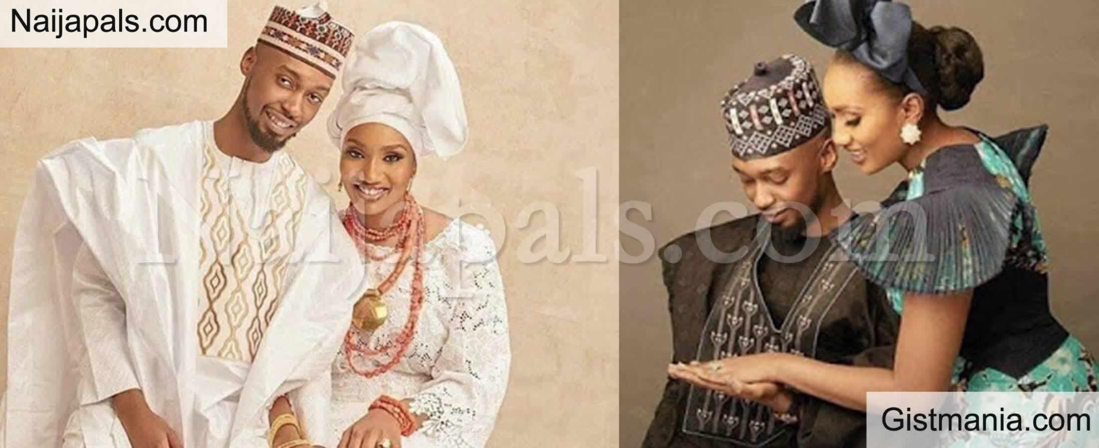 <img alt='.' class='lazyload' data-src='https://img.gistmania.com/emot/love.gif' /> <b>Lovely Prewedding Photos of Ex EFCC Boss Nuhu Ribadu's Daughter And Atiku Abukakar's Son</b>