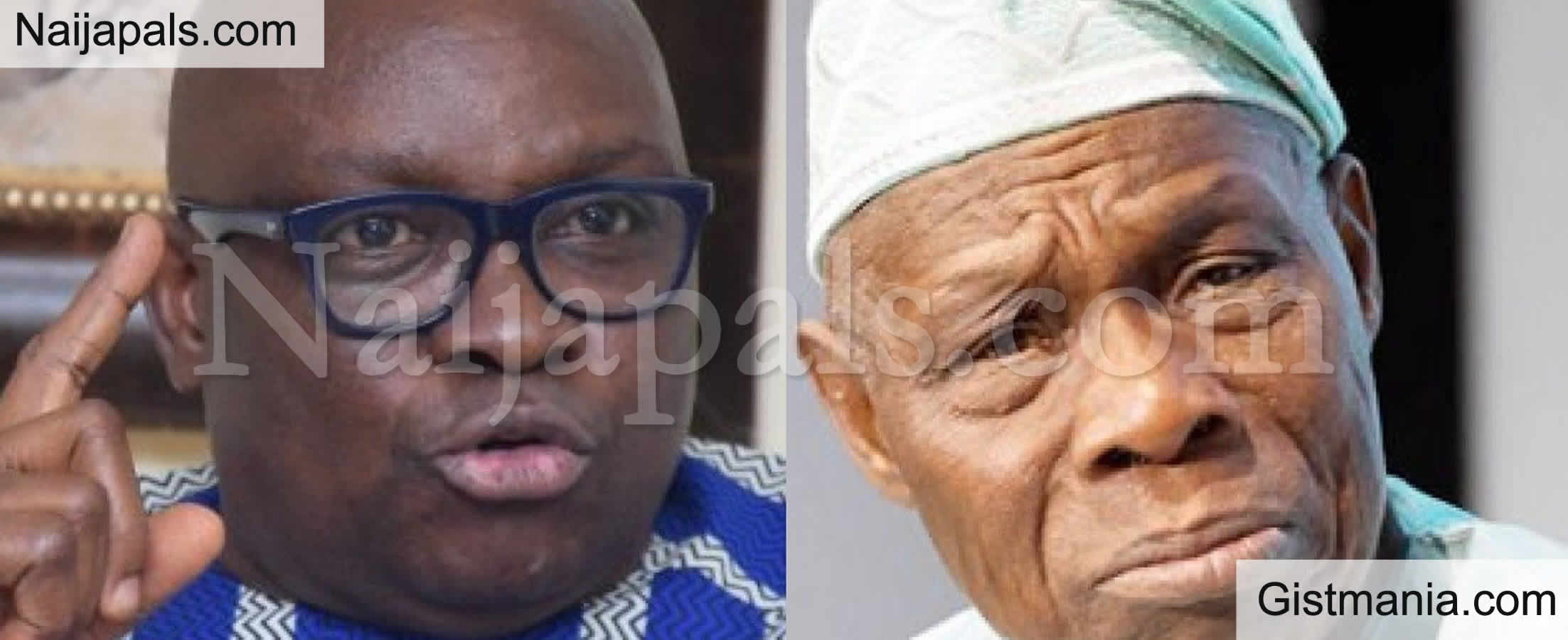 "<img alt='.' class='lazyload' data-src='https://img.gistmania.com/emot/news.gif' /> <b>""Obasanjo Will Go Back To Prison When I Become The President""- Ex Ekiti Gov, Ayodele Fayose</b>"