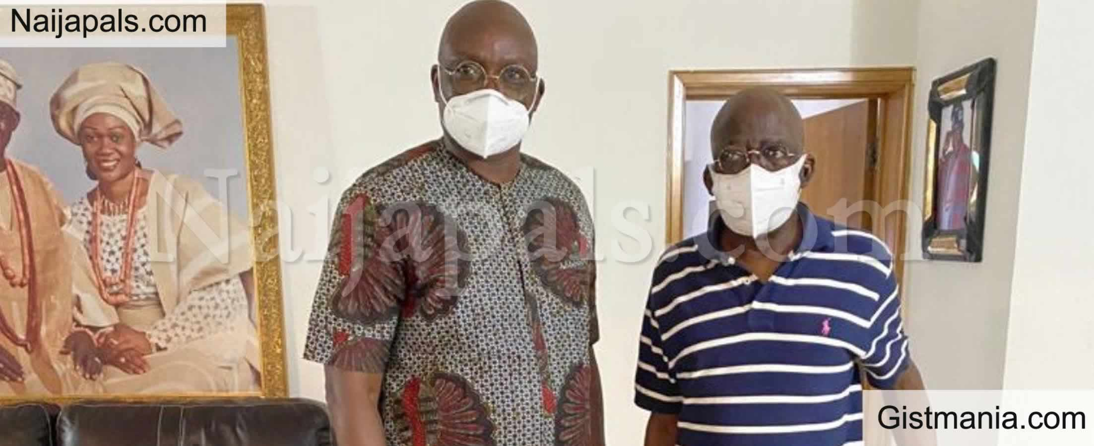 <img alt='.' class='lazyload' data-src='https://img.gistmania.com/emot/comment.gif' /> <b>Tinubu Mounted Pressure On Me To Join APC But I Refused</b> – Ex-Ekiti State Gov., Ayodele Fayose
