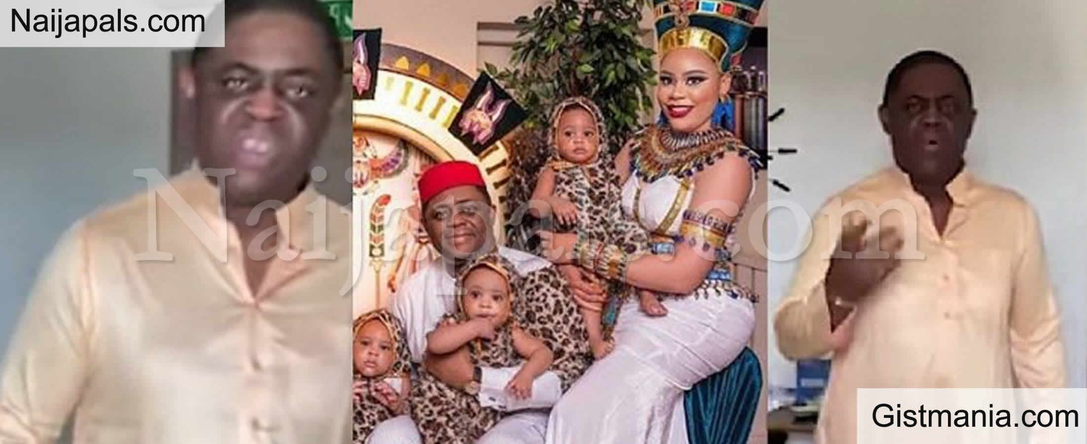 <img alt='.' class='lazyload' data-src='https://img.gistmania.com/emot/comment.gif' /> You Just Messed With The Lioness - <b>FFK's Estrange Wife Precious Sends Him a Strong Message Over Their Kids' Custody</b>