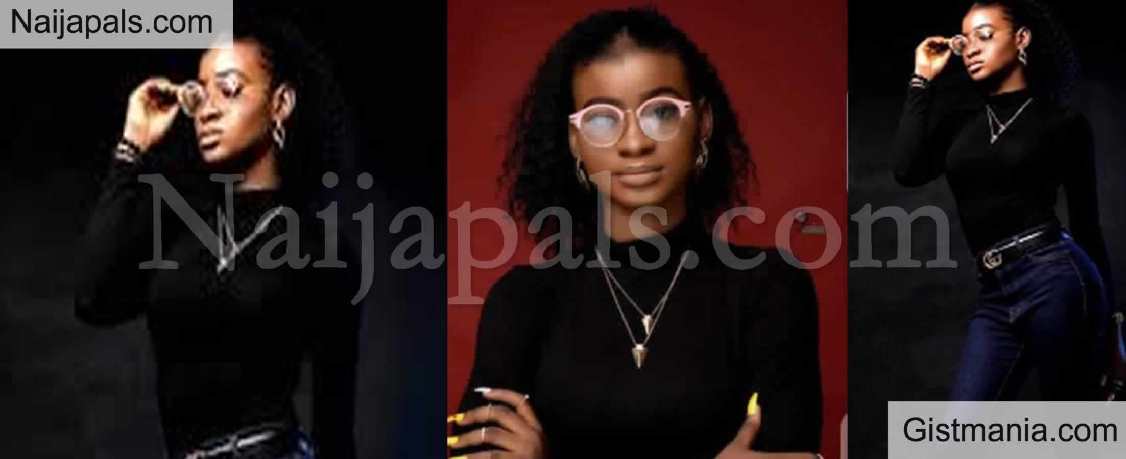 <img alt='.' class='lazyload' data-src='https://img.gistmania.com/emot/cry.gif' /> Ed-el-Fitri Tragedy! <b>200L Student of AAUA, Feranmi Omowunmi Commits Suicide in Her Room</b>