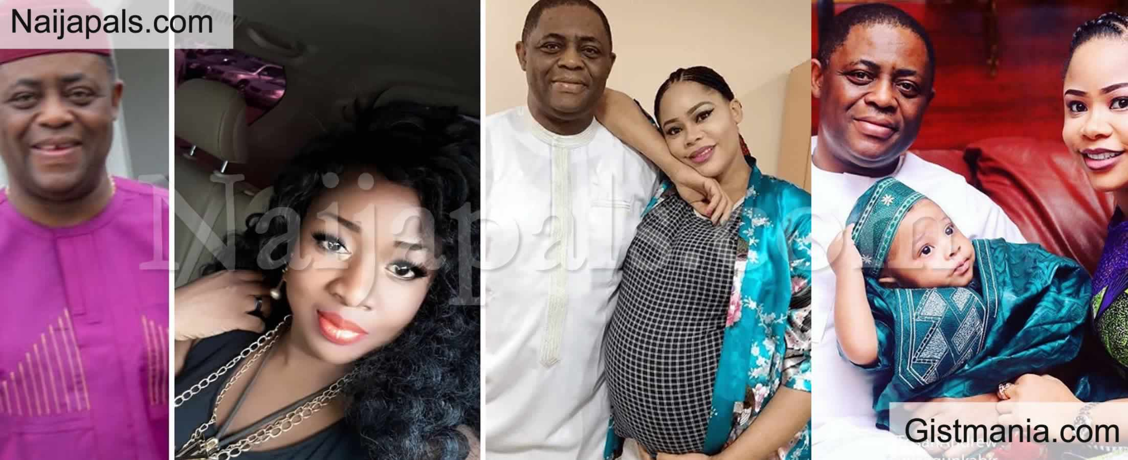 <img alt='.' class='lazyload' data-src='https://img.gistmania.com/emot/comment.gif' /> <b>Femi Fani Kayode's Ex-Wife, Saratu Atta Defends Him Against Domestic Violence Allegations</b>