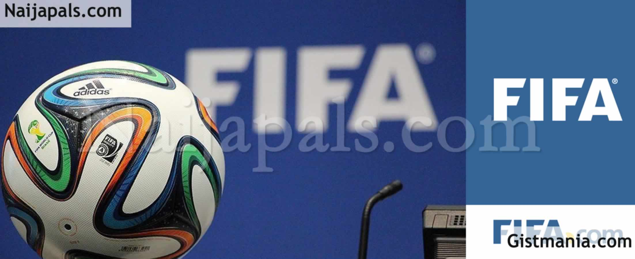 <img alt='.' class='lazyload' data-src='https://img.gistmania.com/emot/comment.gif' /> Just In: <b>FIFA Bans Nigerian Coach Remi Amadi For Two Years</b>